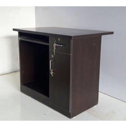 Reactangular Wooden Computer Table