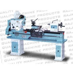 Medium Duty Cone Pulley Lathe Machine