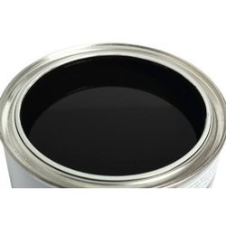 Enamel Industrial Black Oil Based Paint, Packaging Type: drum