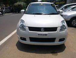 White Maruti Swift Vdi Bs Iv Diesel Used Car Rs 360000 Piece