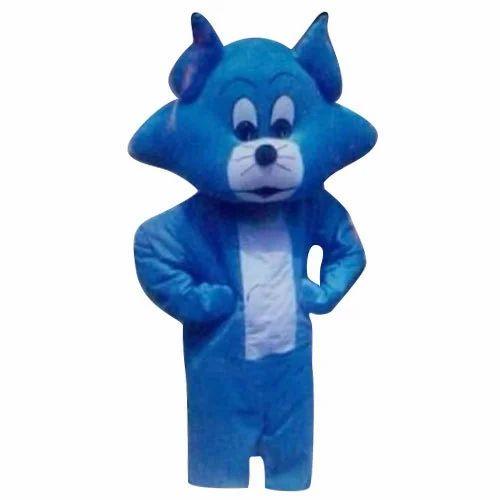 ad1faf590 Blue RVenus Tom Cartoon Character Mascot Dress, Size: Xl, Xxl, Rs ...