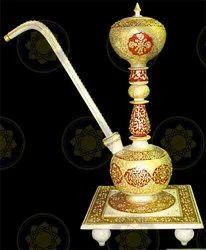 Marble Handicraft Hookah