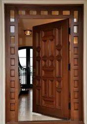Decorative Sagwan Wooden Doors in Kurukshetra