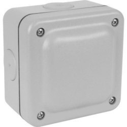 Mild Steel Junction Box