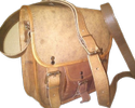 Genuine Leather Messenger Bag