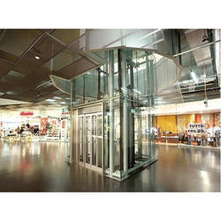 Shopping Complex Lift