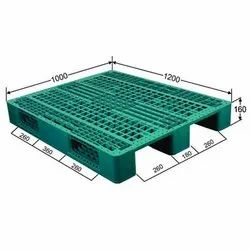 Plastic Storage Pallets