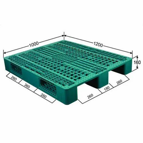 Plastic Storage Pallets