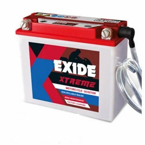Exide Bike Battery, Capacity: 160-250 Ah