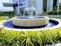 Round Dome Fountain