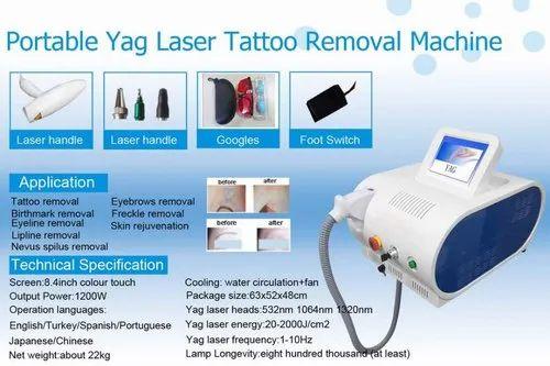 Medical Laser Machine - Hair Removal Diode Laser Machine