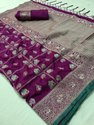 Cotton Banarasi Silk Sarees