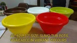 Sumo Tub Pot 17