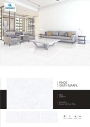 Polished Porcelain Slab Tiles