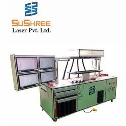 Multi Head Laser Marking Machine