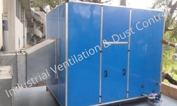 Air Cooling Machine Double Skin