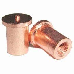 MVD-7-19 Internal M6 Steel Threaded Weld