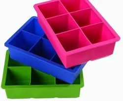 Silicone Ice Cube Tray, Hdpe Bags