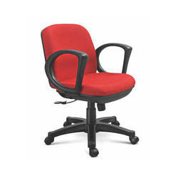 Sps-159 Low Back Red Executive Chair