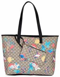Floral Tote Handbag