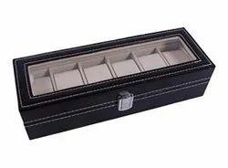 Watch Wristband Storage Cases 6 Grid