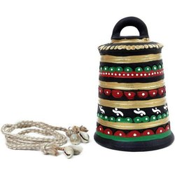 Decorative Terracotta Bell