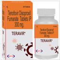 TERAVIR-TENOFOVIR-DISOPROXIL-FUMARATE-TABLETS