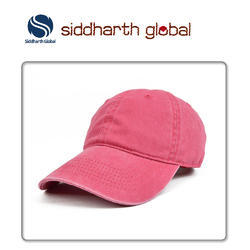 Pink Kids Caps