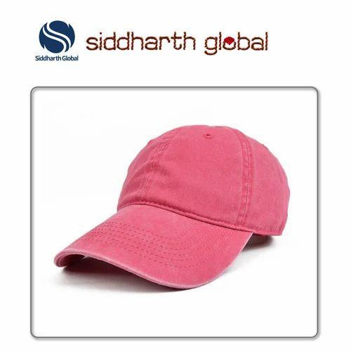 ef3ef7ac24b Pink Kids Caps