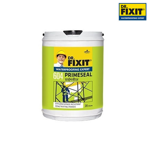 Dr Fixit Primeseal Waterproofing Coating Liquid Packaging 20 L Rs 4625 Unit Id 19771073488