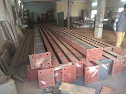 Mild Steel Heavy Engineering Services