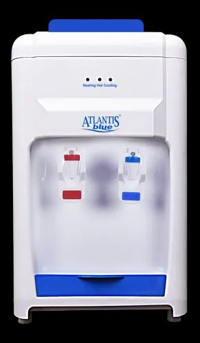 Atlantis Blue Hot and Cold Table Top Water Dispenser