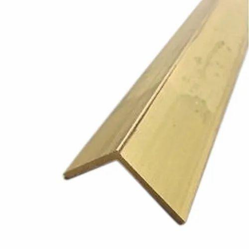 Brass Section Profile Bar