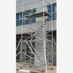 Industrial Aluminum Scaffolding System