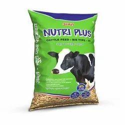 Cattle Feed BOPP Printed Bag