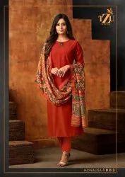 TZU Monalisa Fancy Salwar Suits