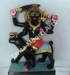 Black Bhairav Statue