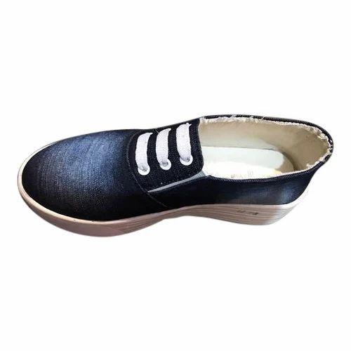 d0371fba755 Casual Wear Denim Ladies Shoes
