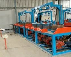 Centring Binding Wire Machine