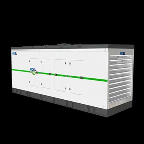 320 - 625 kVA Diesel Generator | Kamat Engineers
