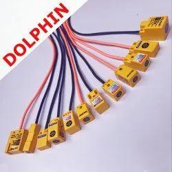 DC Square Shape Proximity Sensor