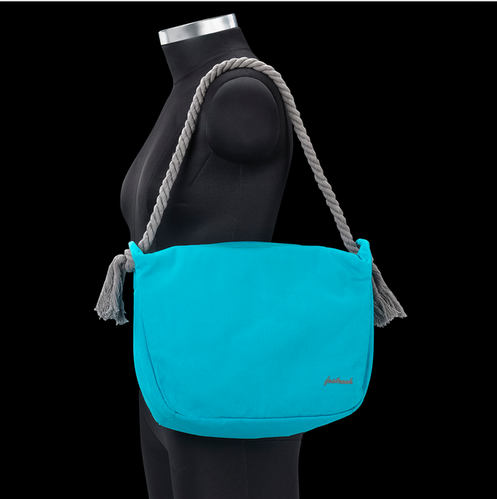 At102cbl02 Fastrack Women Blue Bags