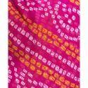 Bandhani Print Georgette Fabric