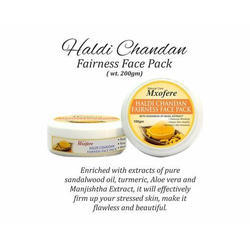 Mxofere Haldi Chandan Face Pack 200 Gm