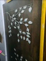 Printed Plywood Door