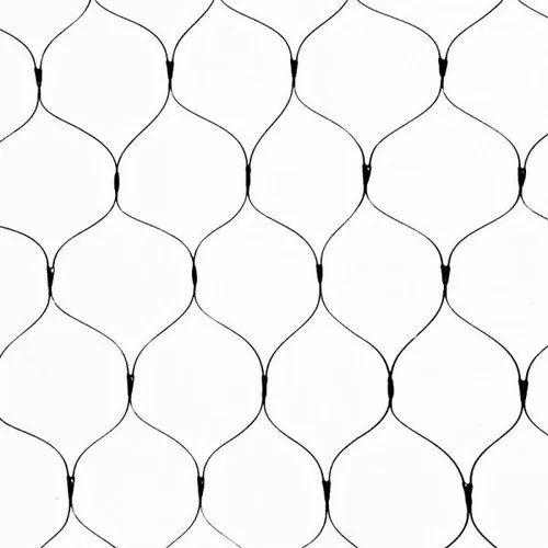 Plastic Pigeon Netting 2 metres wide