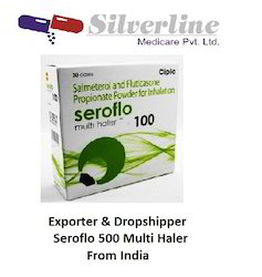 Seroflo 500 Multi Haler