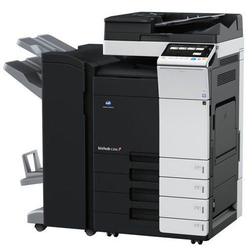 Konica Minolta bizhub C258 Color Multifunction Printer, Upto 25 ppm