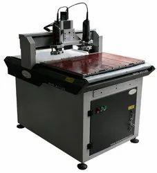3 Axis Automatic Vertical Polyurethane Foam Cutting Machine