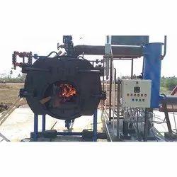 Agro Waste SIB Steam Boiler